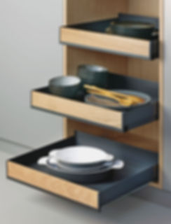 Peka Fioro pull out shelf