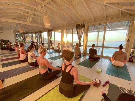 5 reasons to ditch Bali and India, and do your yoga teacher training in Europe