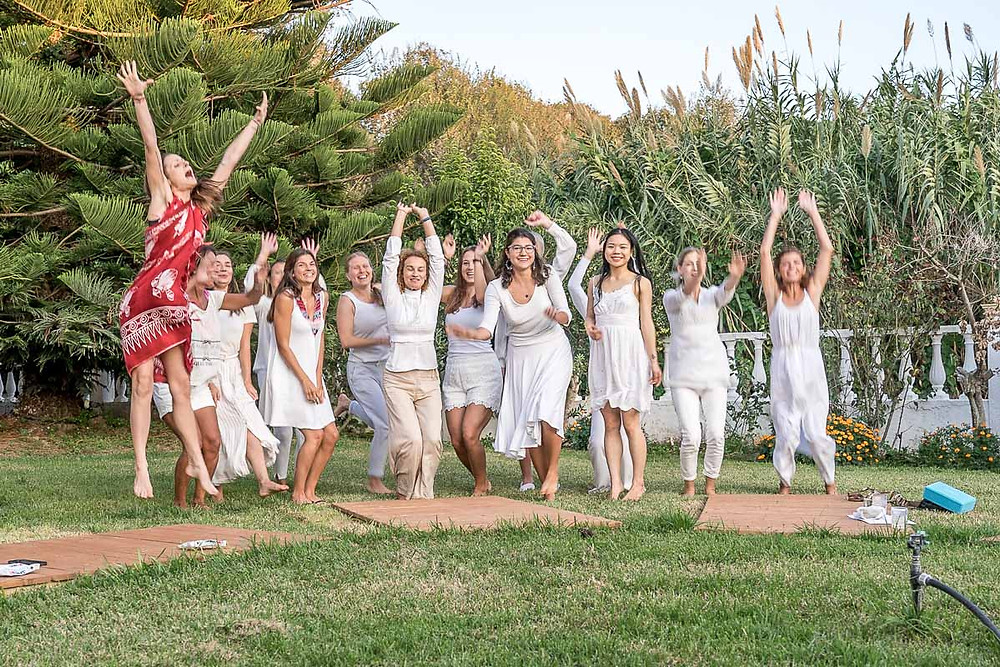 300-hour yoga teacher training with Alpha Yoga in Greece