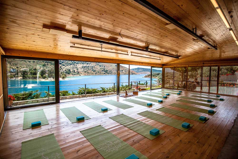 300 hour yoga teacher training in Greece in Evia Island