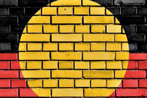 Aboriginal Flag Large