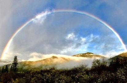 Double Rainbow & blue sky.jpg