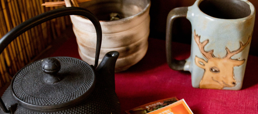 Tea and Incense