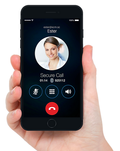 secure enrypted phone calls
