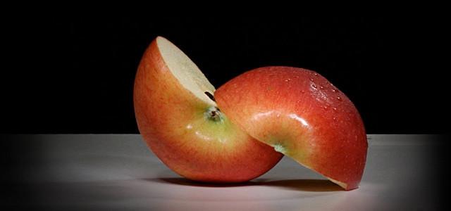 Splitting the Apple