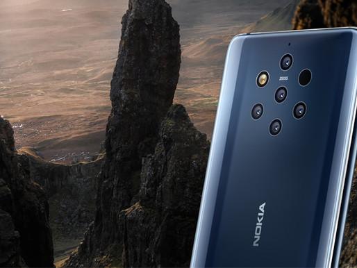 Nokia 9 PureView: conheça o primeiro smartphone que tem seis câmeras