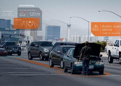 Sistema de alerta rodoviário usa nuvem para prevenir acidentes