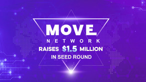 MOVE Network Raises US$1.5 Million in Seed Round by SMO Capital, The H Collective, DragonRoark Ve...