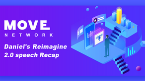 NFT Interview Recap with REIMAGINE 2021 and MOVE Network