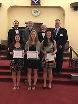 2016 D4 Scholorship Winners