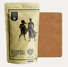 My One Life Ginseng Painless Life