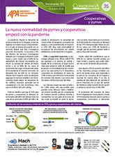 Cooperativas y pymes 2020: Es uno de los Documentos de Convergencia. Radiografía anual del este sector del mercado de las comunicaciones.El estado actual y las proyecciones. Análisis y estadísticas.