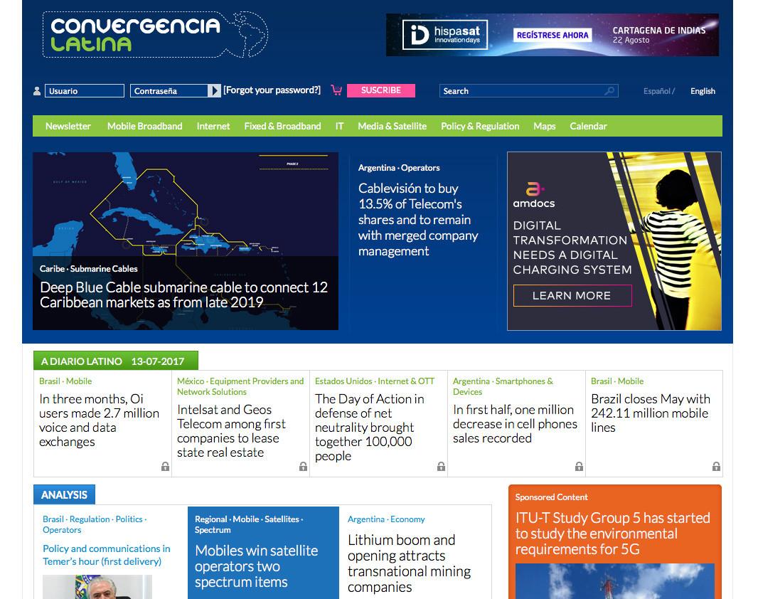 Convergencialatina.com