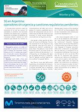 Móviles y 5G 2020: Es uno de los Documentos de Convergencia. Radiografía anual del este sector del mercado de las comunicaciones.El estado actual y las proyecciones. Análisis y estadísticas.