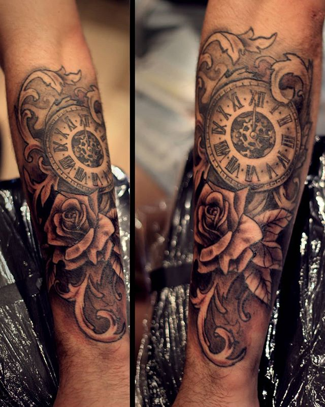 #tattoo #tatou #tatouage #blackandgreyta