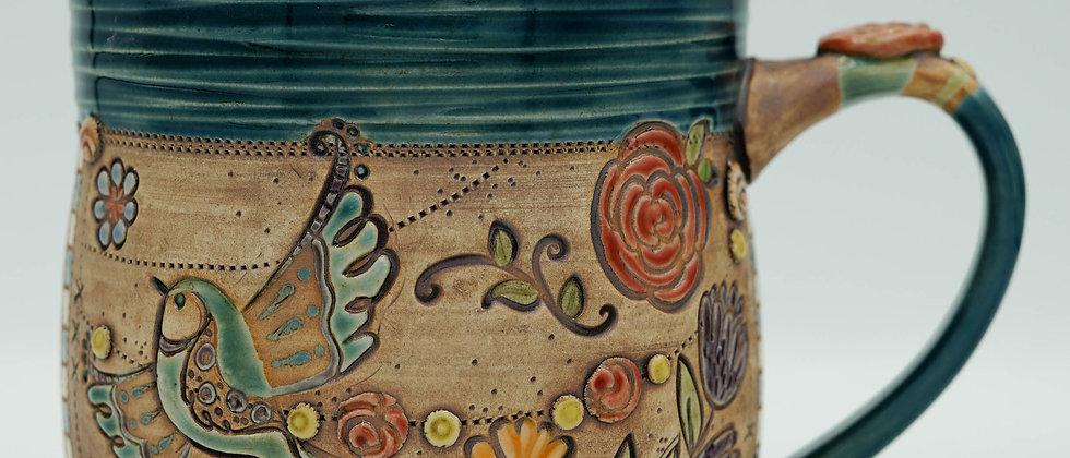 Blank Inside - Floral Design