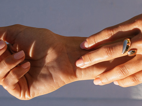 How to Keep Your Hands & Nails Healthy at Home