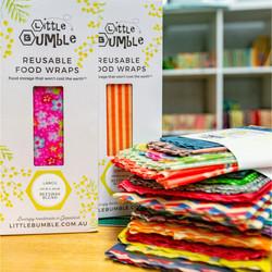 Little Bumble Reusable Food Wraps