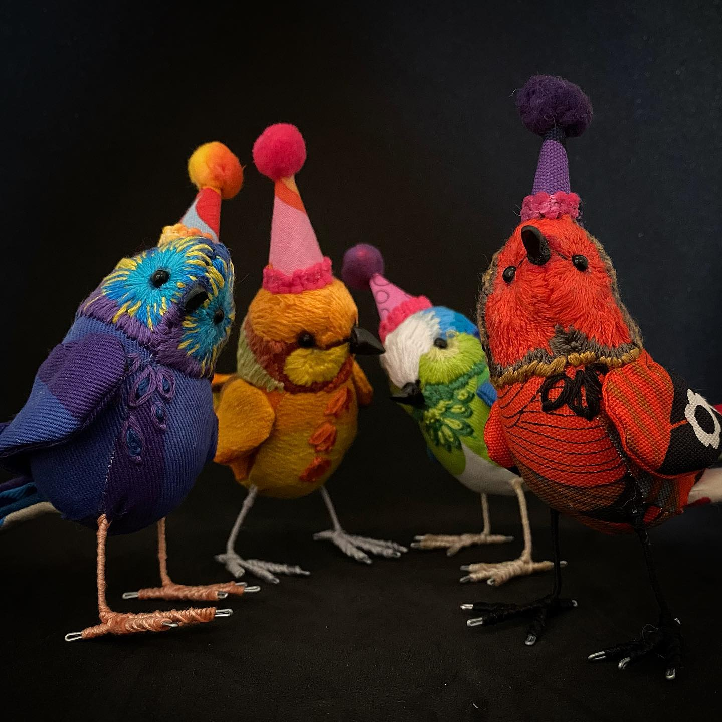 Textile Taxidermy