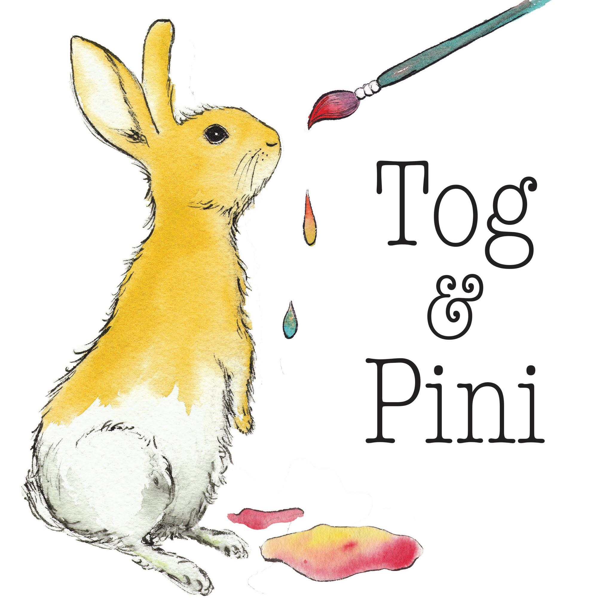 tog and pini bunny image