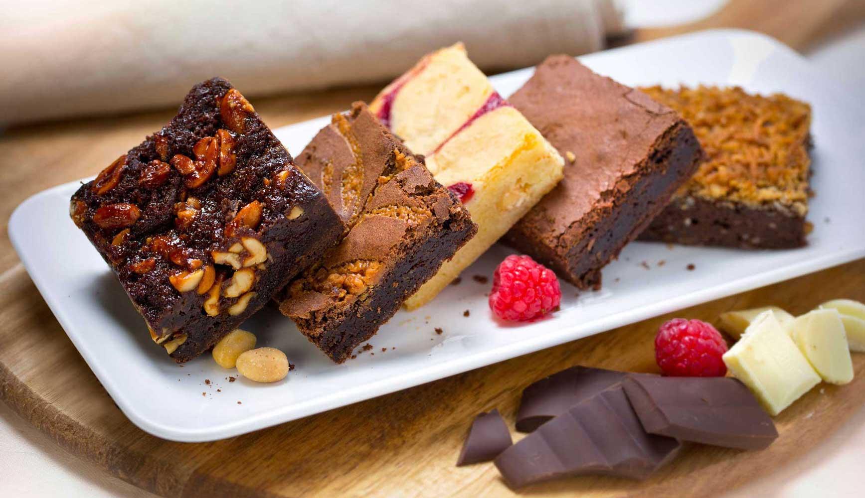 Brazen Brownies