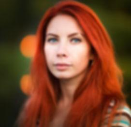 Redhead girl, shameless fox, anna istratkina, анна истраткина, russian girl