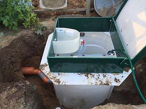 аквалос, септик, автономная канализация