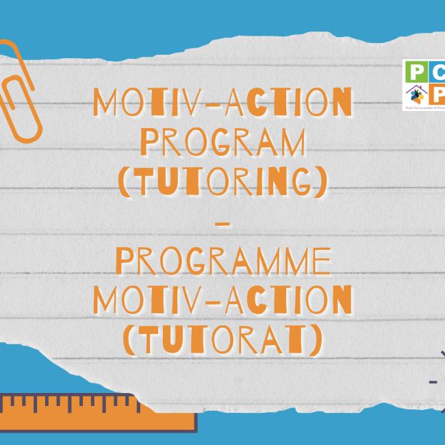 Motiv-Action (Tutoring) / Motiv-Action (Tutorat)