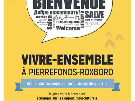 Vivre-Ensemble in Pierrefonds-Roxboro