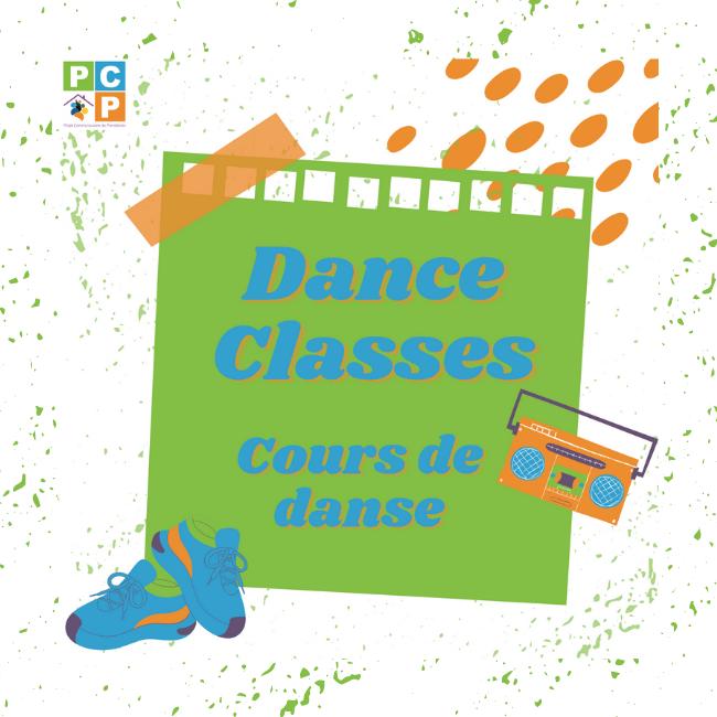 Dance Classes (Pilot program) / Cours De Danse (Programme pilote)