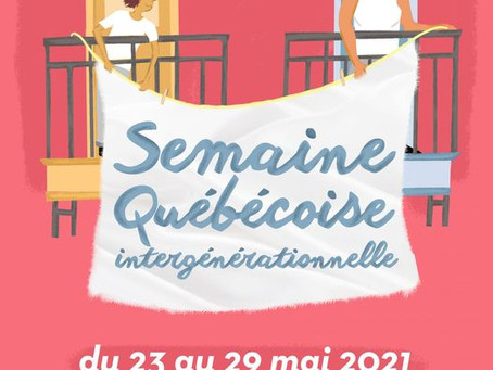 La Semaine Intergénérationnelle / Inter-generational Week