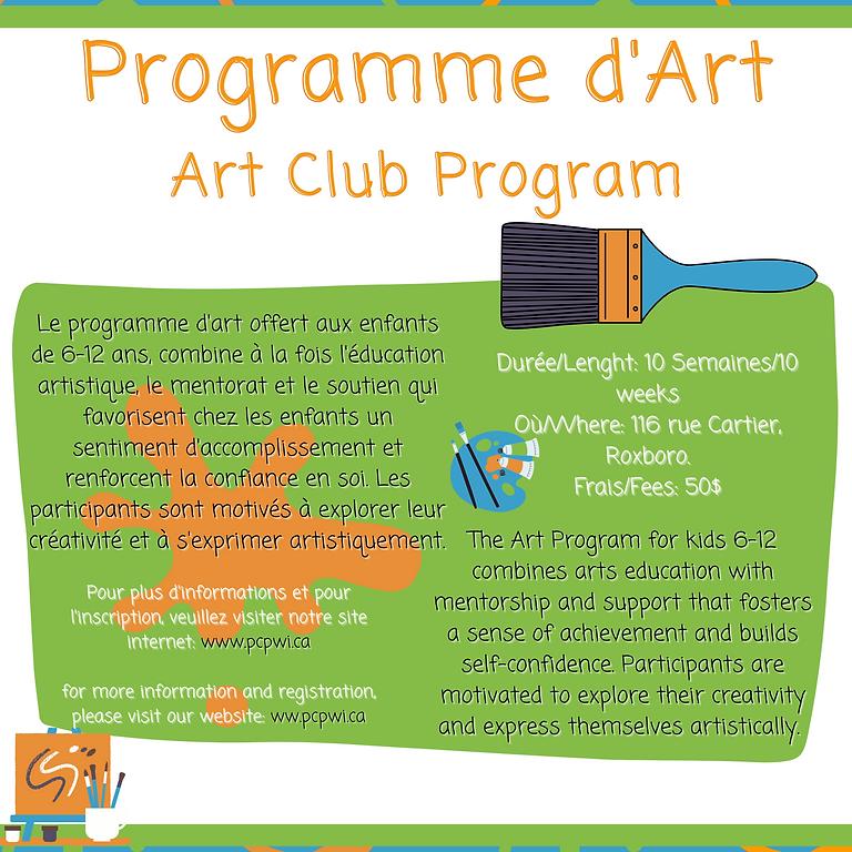 PCP Club D'art / PCP Art Club