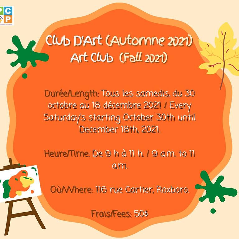 Club D'art / Art Club