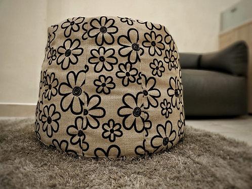 Bean Bag (Nature design)-بين باج