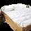 Thumbnail: Snooze Mattress topper+ Free Fiber Pillow - مرتبة تطرية سنوز+ وسادة فايبرهدية