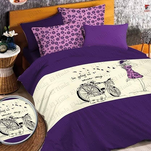 Bed Set 5 pcs - طقم سرير ٥ قطع