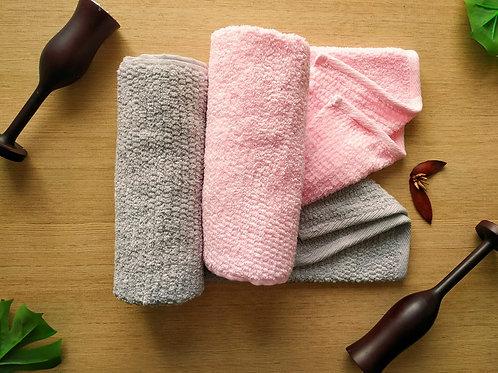 Set of Hand towels - طقم فوط يد