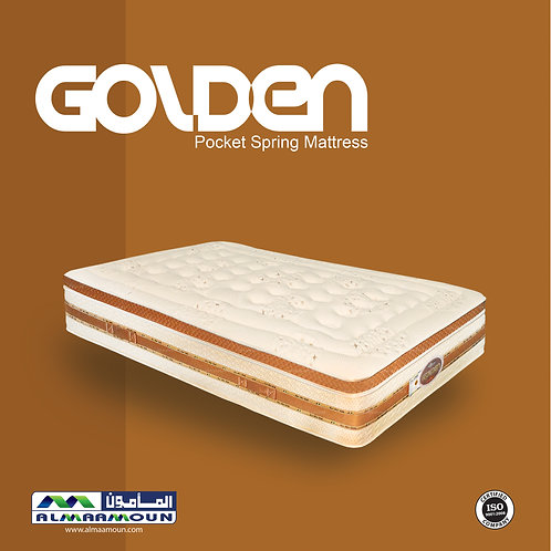 MATTRESS Golden pocket spring 32 CM - مرتبه جولدن سوست منفصله 32 سم