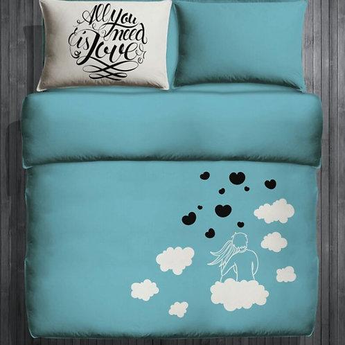 Bed sheet set 3 pieces - طقم سرير3 قطع