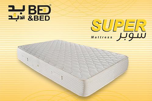 MATTRESS Super 23 CM - مرتبه سوبر سوست متصله 23 سم