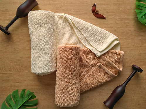 Set of Hand towels - طقم فوط يد