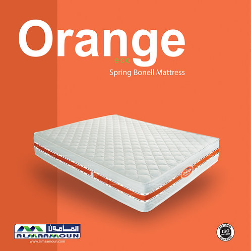 MATTRESS Orange bonell 23 CM - مرتبه اورنج سوست متصله 23 سم