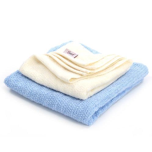 Set of Hand & Bath towels -  طقم بشكير و فوطه
