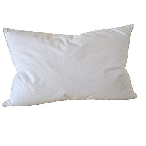 Down Fiber Pillow- وسادة فايبر بملمس زغب الريش