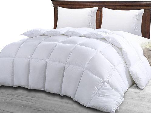 BUY ONE GET ONE Winter fiber quilt- لحاف شتوي فايبر + لحاف هدية