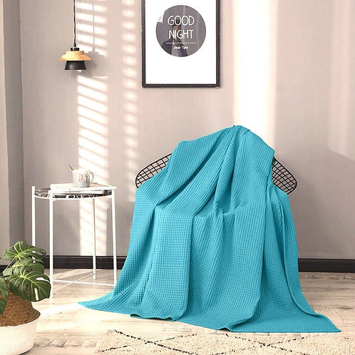 Cotton Bed Coverlet - كوفرتة سرير قطن