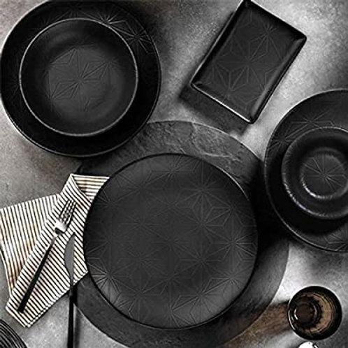 Kütahya Porselen Nano set of 24Pcs طقم عشاء نانو بورسلين ماركة كوتاهيا
