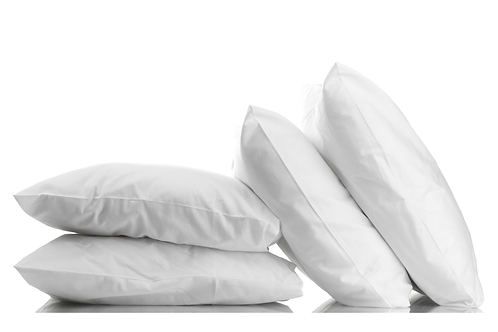 Loose fiber filling pillow -  وسادة حشو الحر
