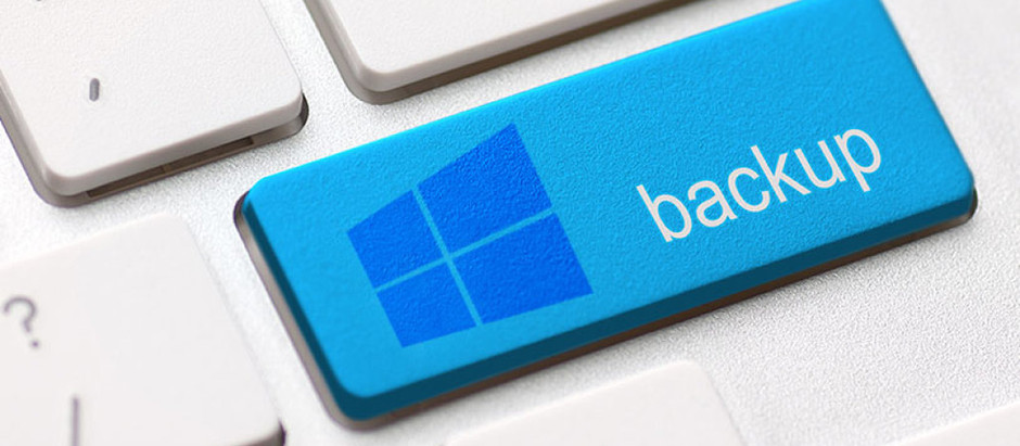 Backing up files with Windows 10 made easy