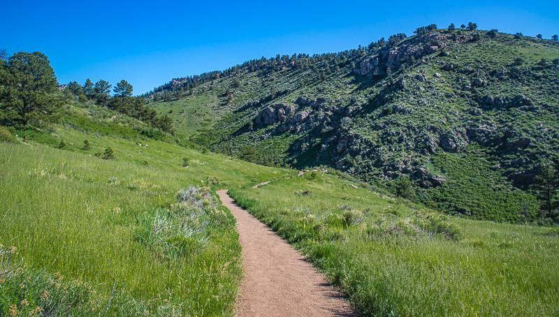 Mountain Hiking Trail